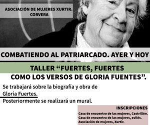 """Taller de Género """"Gloria Fuertes"""""""